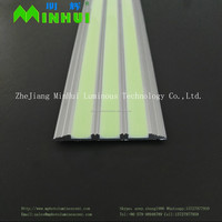 Luminous Anti Slip Aluminum Stair Nosing