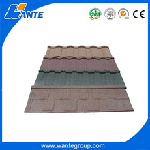 Wante Top Quality Stone Coated Metal Roof Tile
