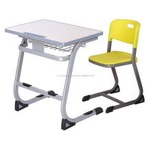 used school furniture single desk chair for sale
