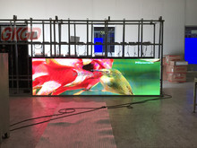 high resolution P4.81 outdoor bid video wall ,Outdoor advertising led display screen price