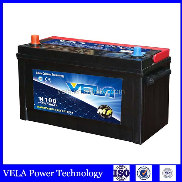 12v 100ah car <strong>battery</strong>,auto <strong>battery</strong>,truck <strong>battery</strong>
