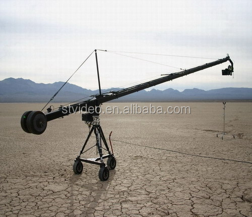 jimmy jib camera crane