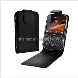 Wallet Leather Flip Phone Case for Blackberry Bold 9900