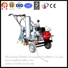 Cold Spraying Road Line Marking Paint Machine