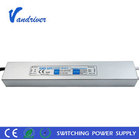 LED Driver 60W 5a Switch Mode Power Supply 5a Waterproof 110V AC to DC 12V Voltage Circuit System LED Driver Machine IP67 Power