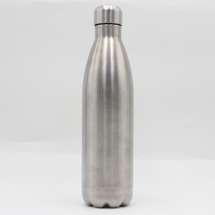 Novelty high quality 304 Stainless steel swell cola vacuum sport drinking water bottle