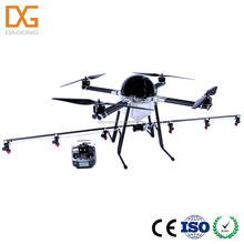 professional 4 axis long range drone for agriculture sprayer