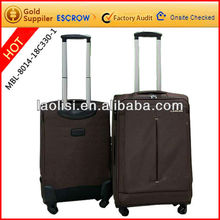 hot selling 2013 luggage bag suitcase caster wheels/baggage travelling bag manufacturers guangzhou/suitcase parts 2013 guangzhou