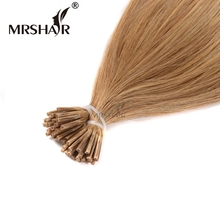 Alibaba Top Quality Pre-bonded Hair/I tip Hair Extensions Wholesale Brazilian Remy Stick Tip Hair Extension