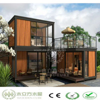 WPC luxury container house