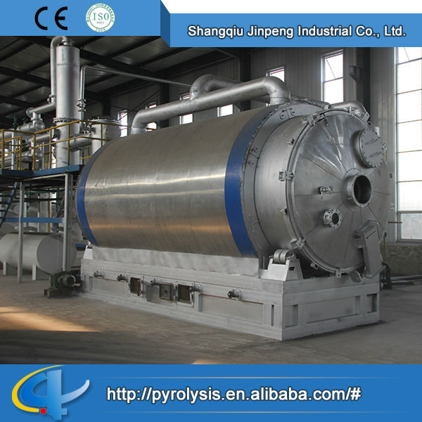 China Wholesale Custom tyre to oil pyrolysis machine