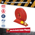10 Bar rubber line Fire Hose with high working pressure available