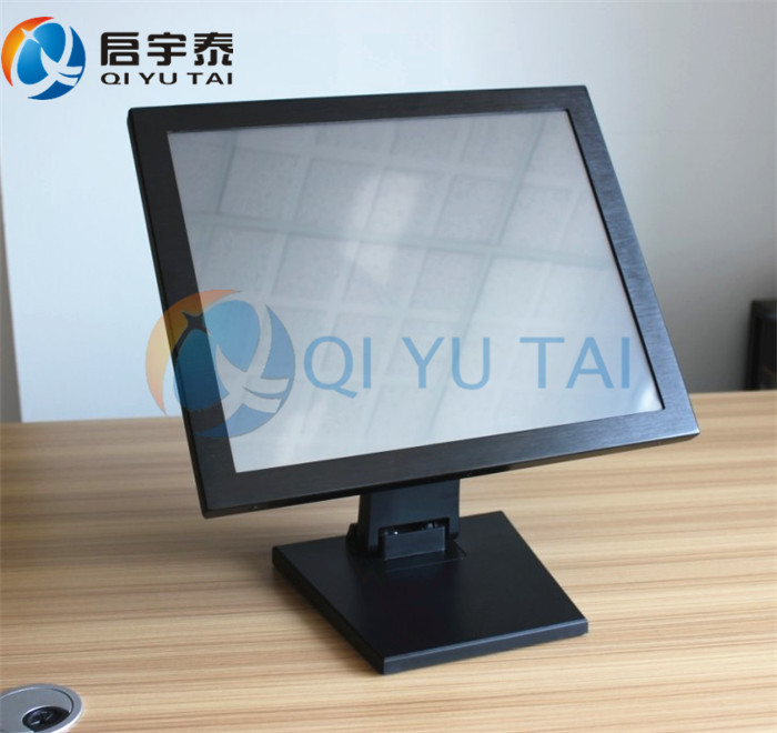 "touch screen 17"" open frame lcd monitor HDMI wall mount monitor"