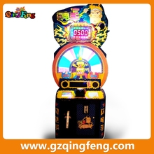 Qingfeng low investment high profit business roulette spin and win lottery machine for sale