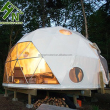 Special Luxury Glamping House Camping Tent Family For Holiday