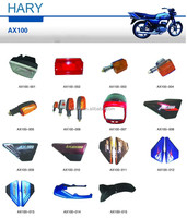 SUZUKI motorcycle parts AX100 motorcycle parts