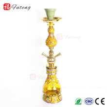 Futeng Smoking Medium Size Portable Cheap Fancy Alloy Shisha Best Selling Hookah Made in China