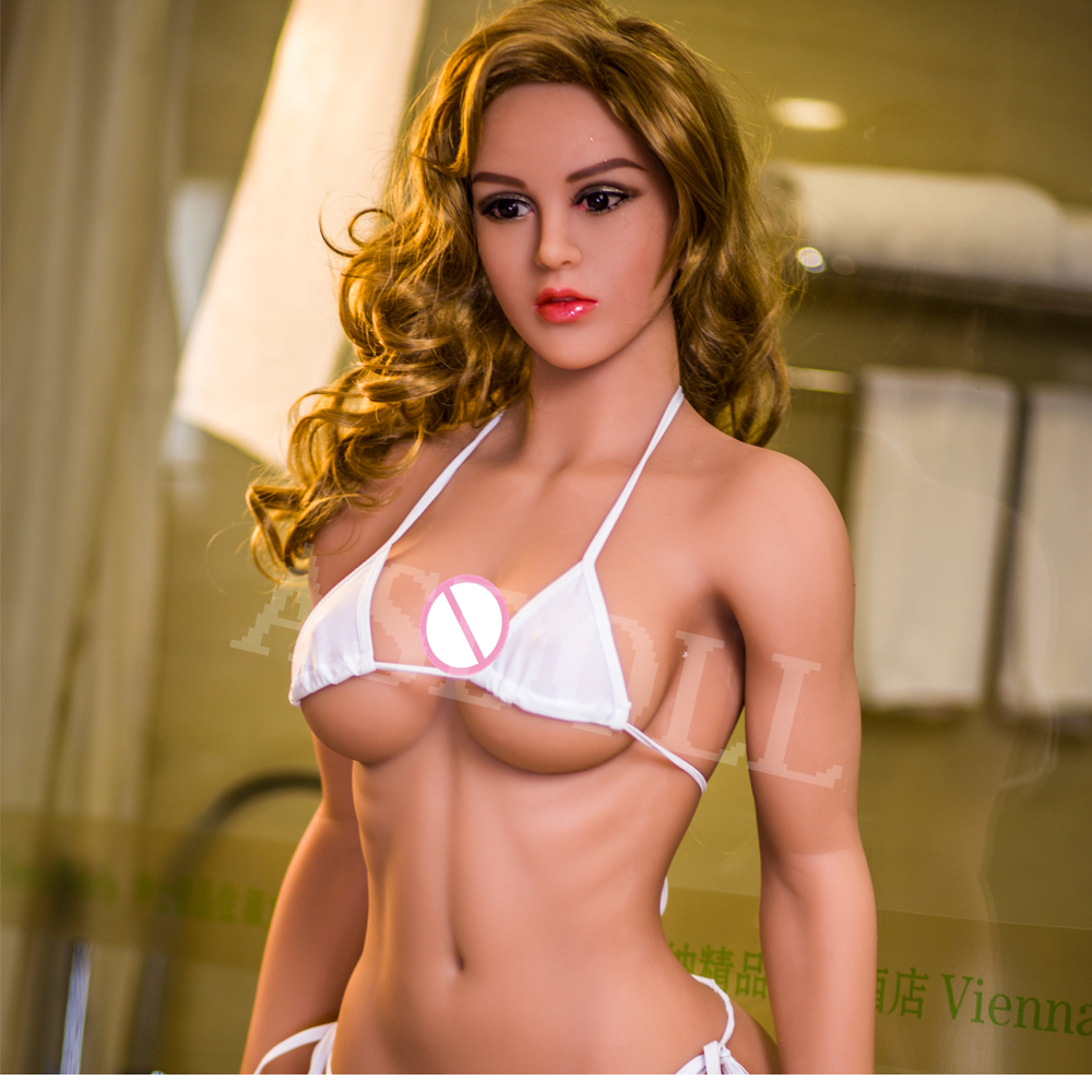 2017 Best quality adult toy 166cm muscle female dolls full silicone solid real sex love dolls for men