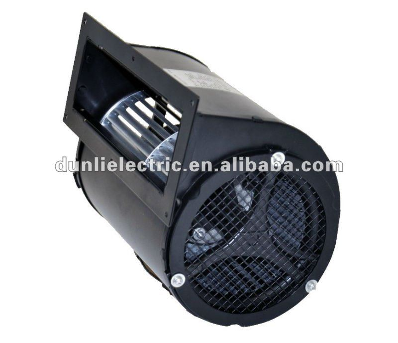 Centrifugal blowers with dual inlet fans 146mm