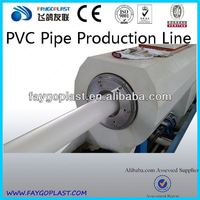 CORE-LAYER EXPANDED PVC PIPE PRODUCTION LINE PVC PIPE EXTRUSION LINE