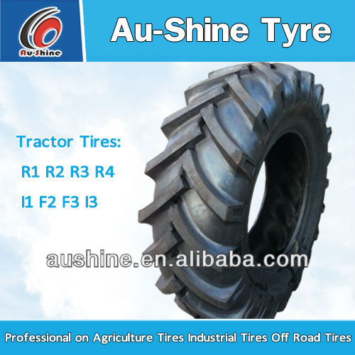 AUSHINE brand industrial tractor tires 14.9-24