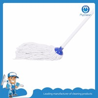easy life long handle fold hospital mop