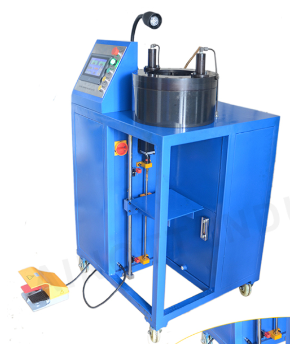 Portable Good Quality semi automatic vial crimping machine for <strong>air</strong> spring <strong>W164</strong>