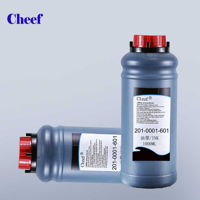 Solvent based ink for willett inkjet Printer Date Printing 201-0001-601