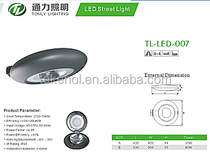 Solar Led Street Light TL-LED-<strong>007</strong>