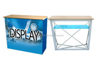 Solar Panel Promotion Table/fair display stand