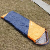 classical autumn trails big and tall sleeping bag SB850