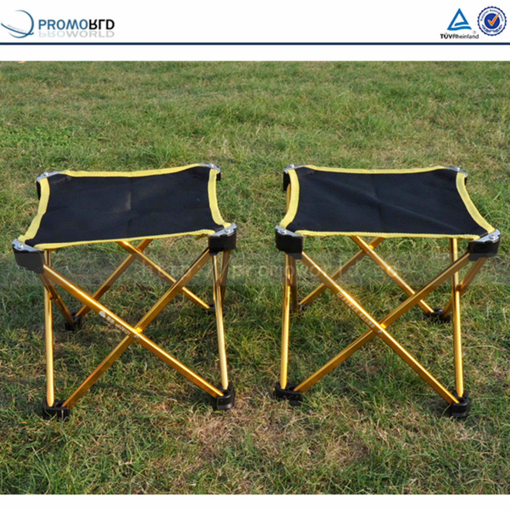 Outdoor Portable Lightweight Aluminum Mini Folding Camping Chair