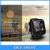 Stopwatch sleep monitor smart watch mobile phone activity tracker best wrist watch cell phone
