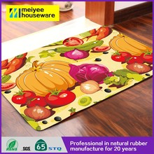 2015 dust cleaning colorful rubber door mat,Wholesale Recycled fruit Door Mat208