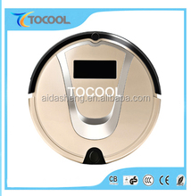 Hot sale household electrical appliances smart robot floor cleaner vacuum factory