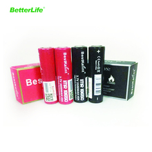 Basen 18650 3.7v 3500mah high drain rechargeable li-ion 18650 3.7v vape battery