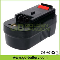 power tool battery Cordless Drill Battery 18V for Black&Decker FSB18/BD1834L/BD-1834L/B-8317