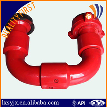 API 16C chiksan Swivel Joint with 1502 hammer union connection