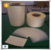 LLDPE Clear Cast Plastic Packing Film