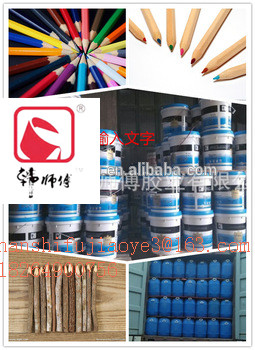 PVAC Adhesive Glue for Pencil/ Wood working