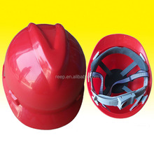 casco de seguridad/ce en 397 hard hat/helmet safety hat chin straps