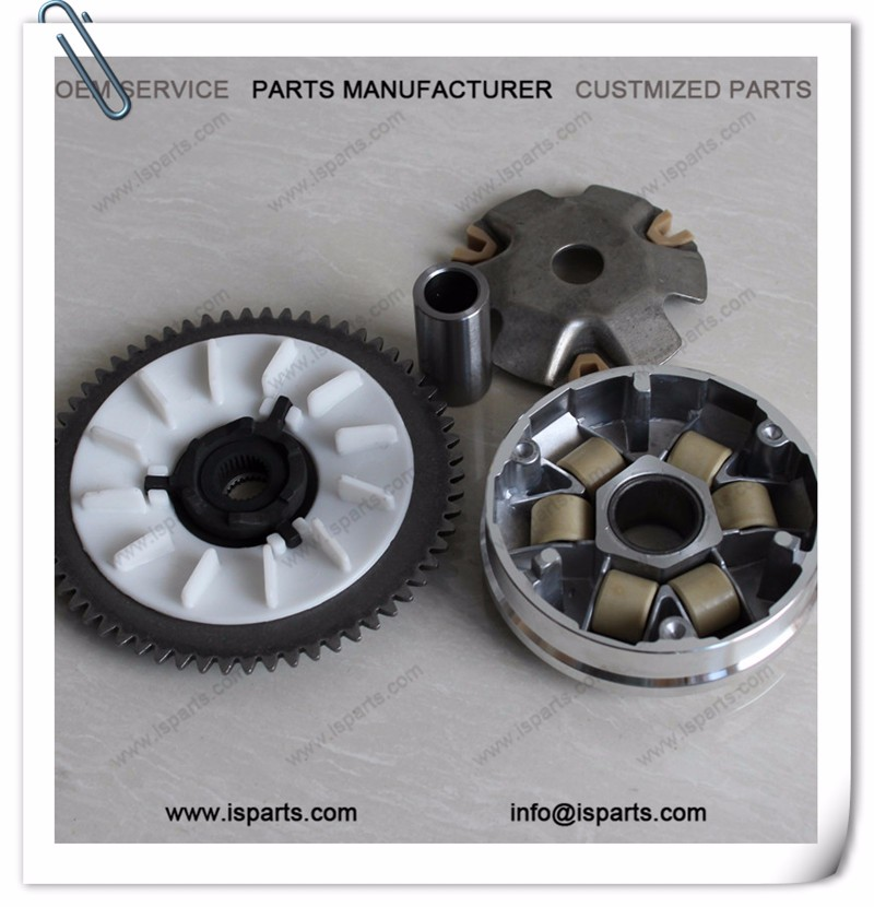 50cc Variator Set GY6 Scooter ATV Front Clutch
