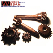 High Precision forged ring/ forged gear Made by China Gold supplier