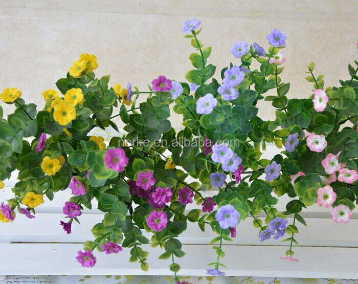 artificial flower bunch, artificial flowers