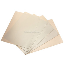 Blank Tattoo Practice Skin Sheet for Needle Machine Silicone Tattoo Practice Rubber Skin