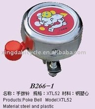 supply environmental sticker bicycle bell