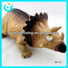 Vent the dinosaur adult plastic toy trick toys