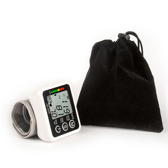 Wrist Type Digital Automatic Blood Pressure Monitor