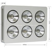 Taotronics High Power 600w Cob Led Grow Light With Imported Leds And Fans Best Heat Dissipation