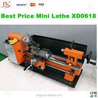 Hot sell!!! Newest Hobby mini lathe for working at home XD0618